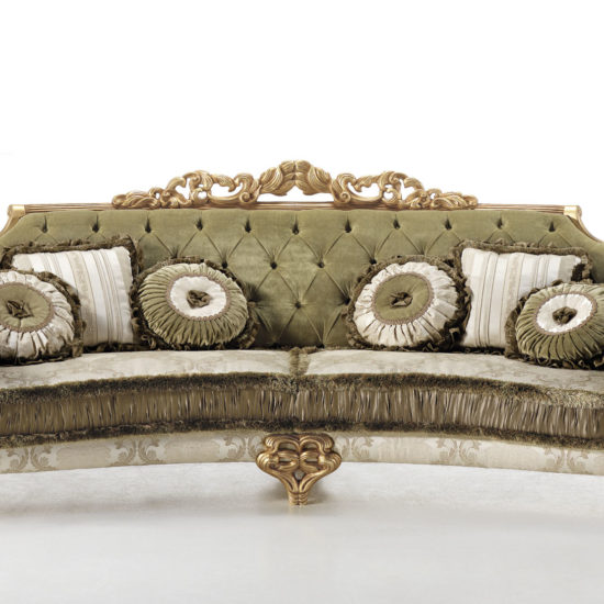 Luxury Sofa Sat Export Boboli Collection