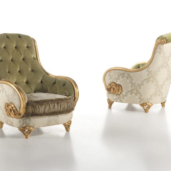 Luxury Sofa Sat Export Boboli Collection