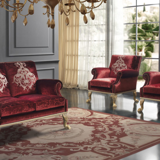 Luxury Sofa Sat Export Madame Collection