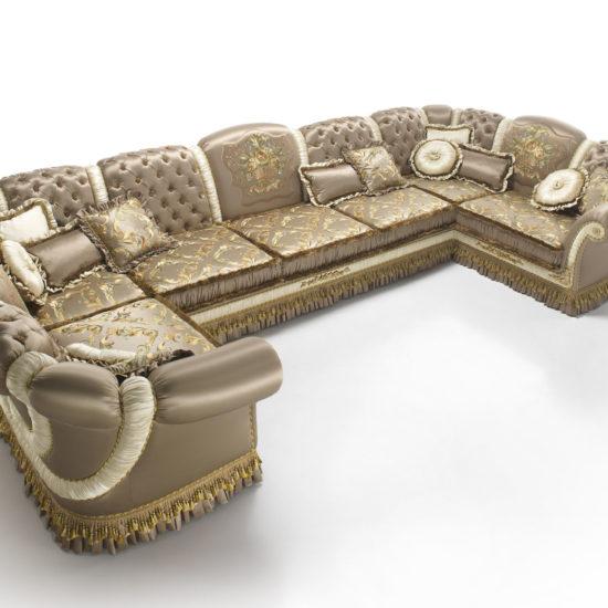 Luxury Sofa Sat Export Romantic Collection
