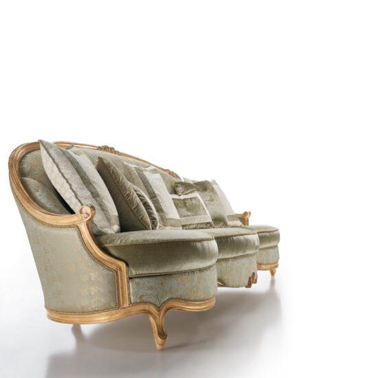 Luxury Sofa SAT Export Amanda Collection
